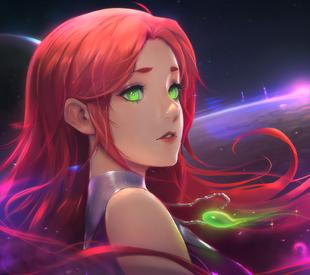 Starfire_(DC_Comics)
