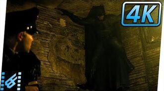 Batman's First Appearance Batman v Superman Dawn of Justice (2016) Movie Clip