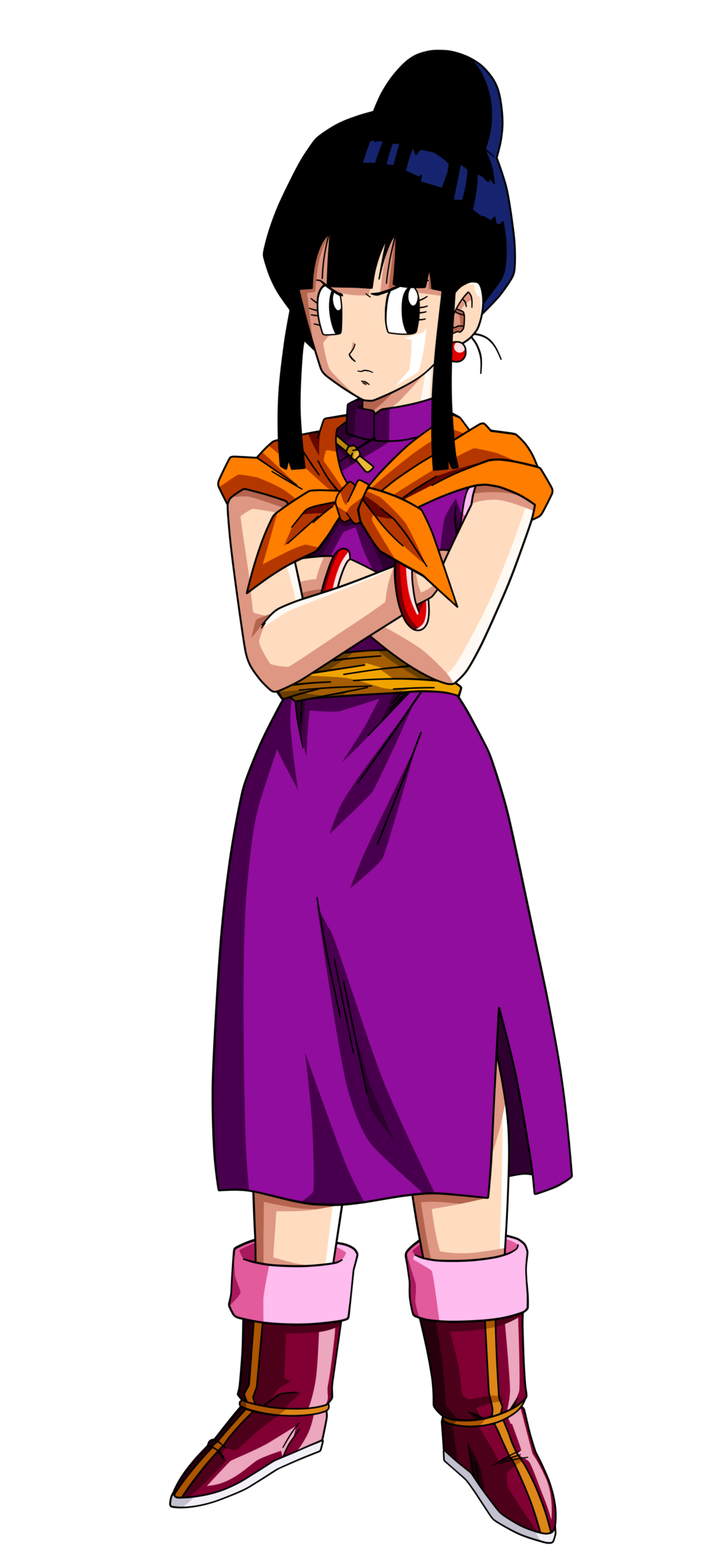 from Dexter gohan and wife porn