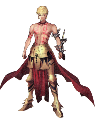 Gilgamesh full power