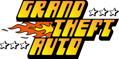 Grand Theft Auto Classic logo (1997)