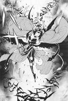Lilithmon manga