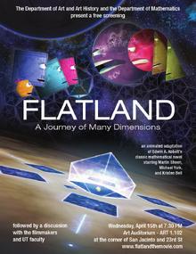 Flatland-poster