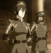Toph Chief of Police