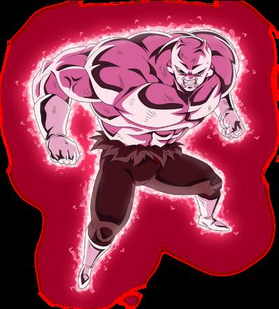 Jiren Limit Breaker