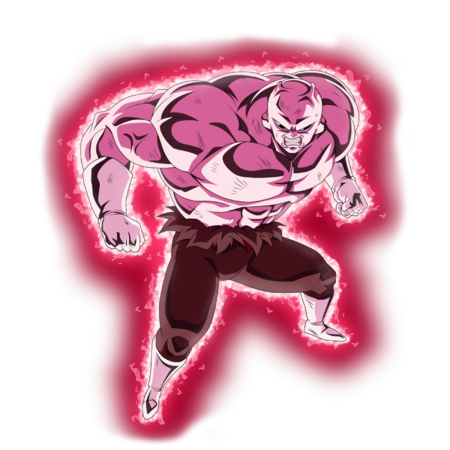 Jiren Limit Breaker