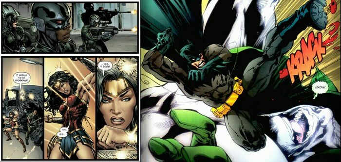 DC Comics Anti-Feats