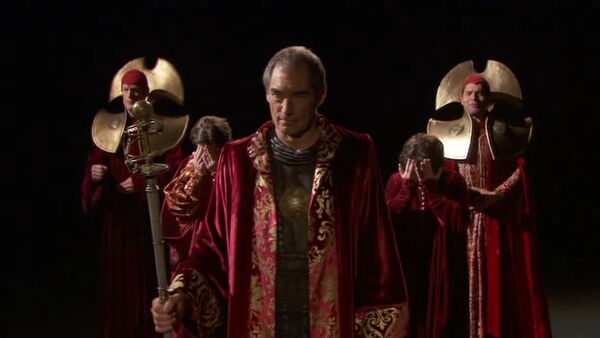 Doctor Who - Time Lords in The End of Time