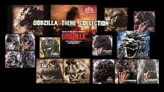 Godzilla theme collection