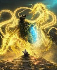 King Ghidorah (Anime)