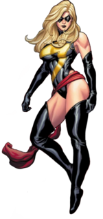 Ms. Marvel Captain Marvel MC TR New