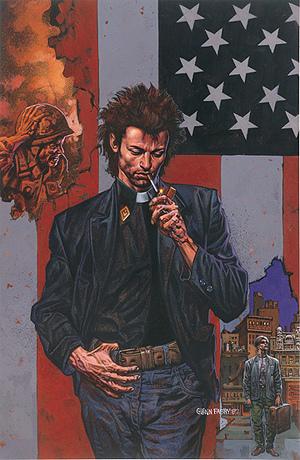 Preacher Jesse Custer