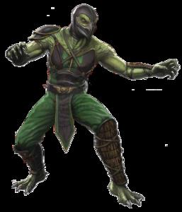 Reptile MK9