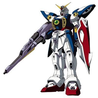 XXXG-01W Wing Gundam render