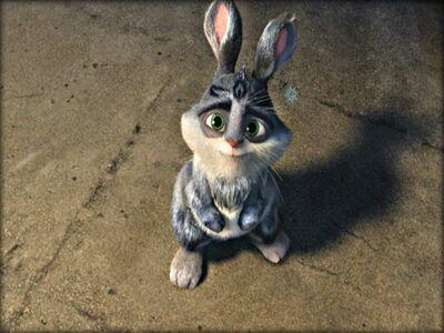 Bunnymund Depowered