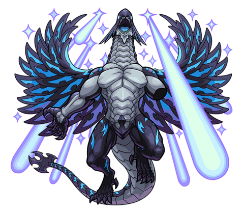 Dragon Form Acnologia (Post-SBT Absorption)