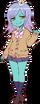 Midori (Space Patrol Luluco)
