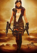 Resident evil extinction hi res textless poster by ihaveanawesomename-d7xiz47