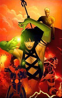 Sersi (Marvel Comics)