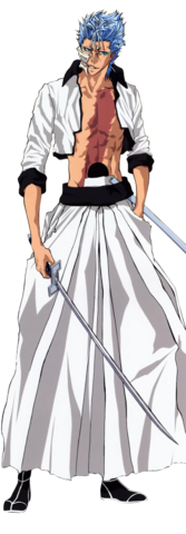 File:Grimmjow Render number 1 by misslyrien.png