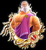 Medal KH Zeus