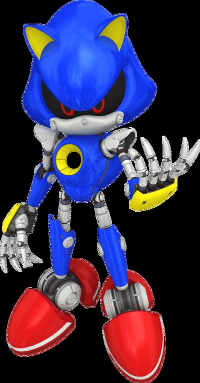 Metal Sonic 2012