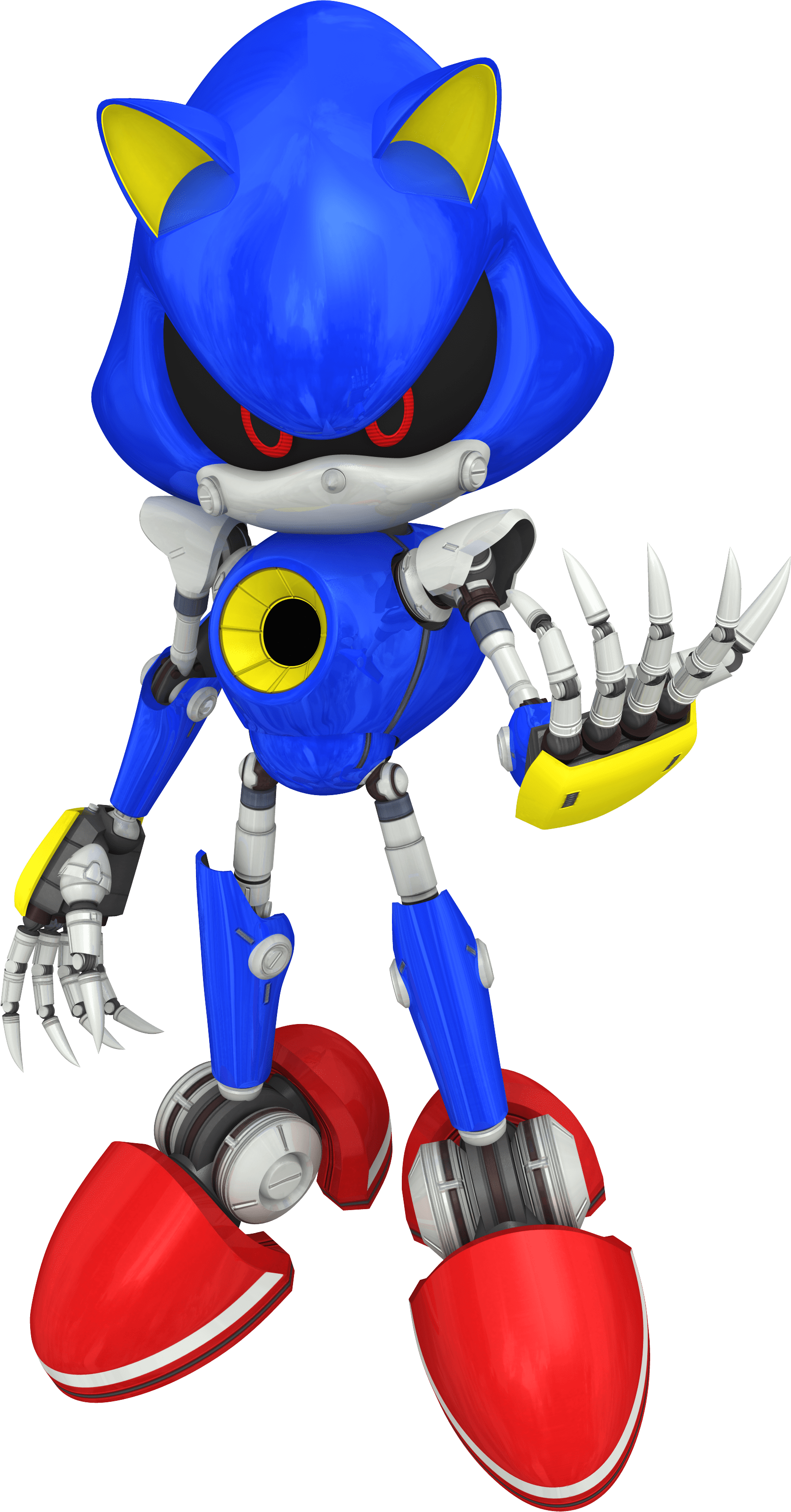 New Content Approaching: Metal Sonic – Source Gaming
