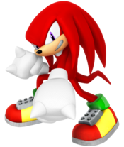 Knuckles the Echidna (Canon)