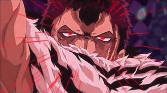 Luffy Vs Katakuri (Mochi Bullet Gun)