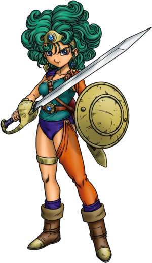 Dragon Quest IV Sofia