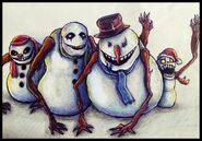 Snowmen (Frosty Nights)