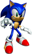 Sonic heroes sonic render png transparent by framerater dcsf2tn-pre
