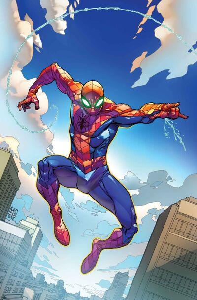 Spider-ArmorSpider-Man