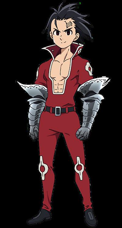 Zeldris Nanatsu no Taizai Anime