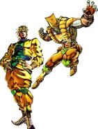 DIO All Star Battle