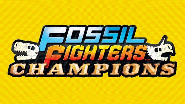 Fossil Fighters- Champions