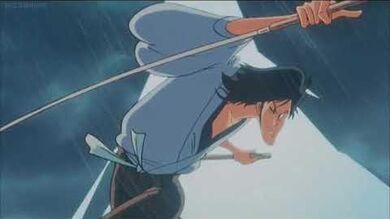 Goemon Cuts Through Lightning With Zantetsuken-0