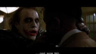 Joker - Why so serious? The Dark Knight