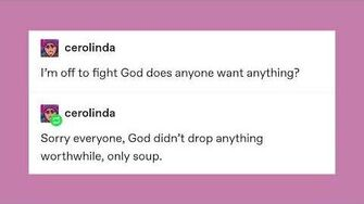 """""""Farming For Soup"""" It Came From Tumblr Special"""