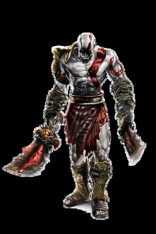 Kratos color by ca5per-d5ezxa3