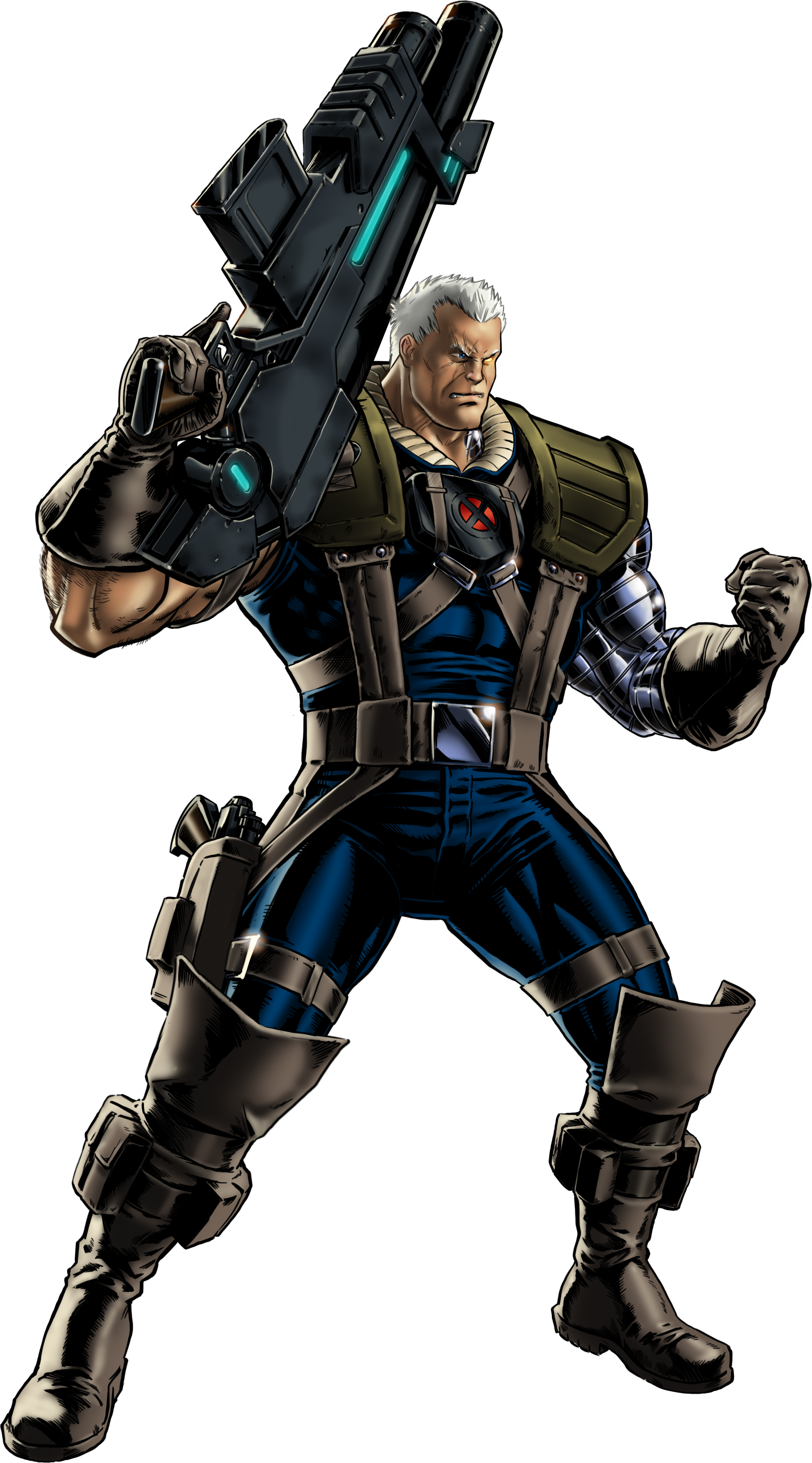 Cable Marvel Comics Vs Battles Wiki Fandom Powered By Wikia
