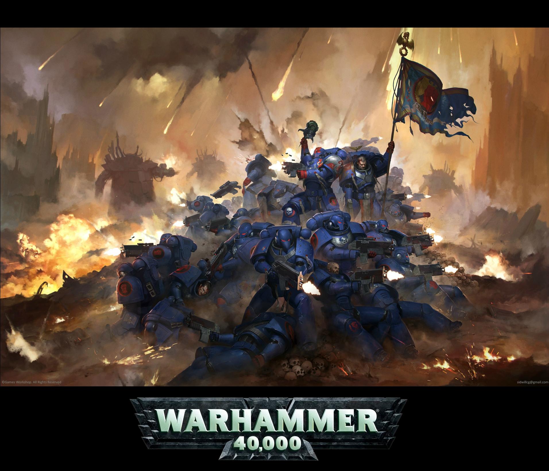 Warhammer 40,000 | VS Battles Wiki | FANDOM powered by Wikia