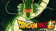 Goku summons Shenron