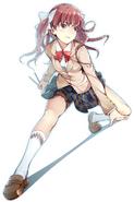 Shirai Kuroko Mahaya