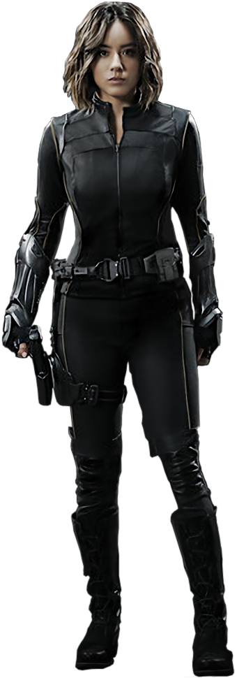 Daisy Johnson Render3