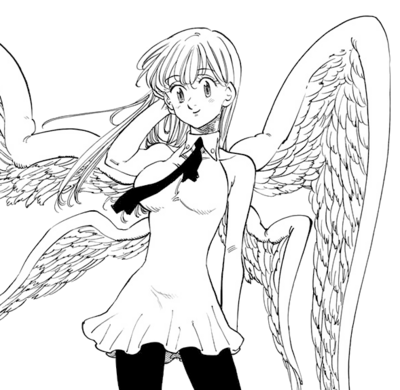 Elizabeth Goddess Render