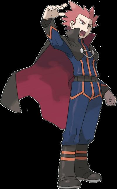 HeartGold SoulSilver Lance