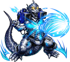 Mechagodzilla (Monster Strike)