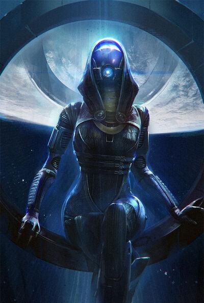 Tali-Mass-Effect-2-Concept-Art