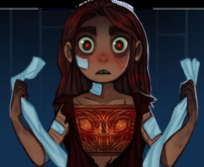 Ava the demon
